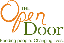 Logo for the Open Door Gloucester MA